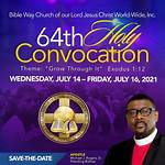 Bible Way Church of Our Lord Jesus Christ