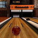 Bowling at the World Games