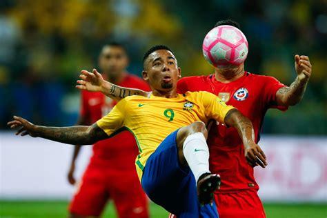 Brazil vs Chile