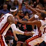 Bulls–Heat rivalry