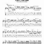 Can't You See (The Marshall Tucker Band song)