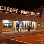 Cardiff Queen Street railway station