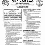 Child labor laws in the United States