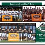 Cleveland State Vikings men's golf