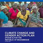 Climate change and gender
