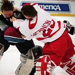 Colorado Avalanche–Detroit Red Wings brawl