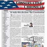 Conservative Chronicle