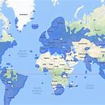 Coverage of Google Street View
