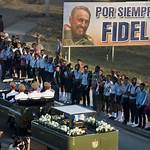 Death and state funeral of Fidel Castro