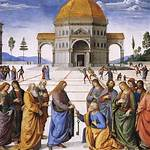 Delivery of the Keys (Perugino)