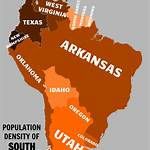 Demographics of South America