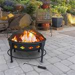 Diamond in the Firepit