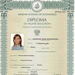 Diploma of Higher Education