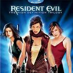 Discography of the Resident Evil film series