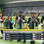 Discontinued ISSF shooting events