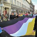 Discrimination towards non-binary gender persons