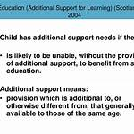 Education (Additional Support for Learning) (Scotland) Act 2004