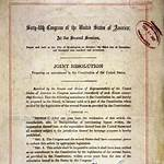 Eighteenth Amendment to the United States Constitution