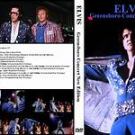 Elvis Presley – The Greensboro Concert 1972