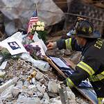 Emergency workers killed in the September 11 attacks