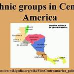 Ethnic groups in Central America