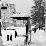 February 2009 Great Britain and Ireland snowfall