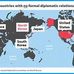 Foreign relations of North Korea
