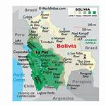Geography of Bolivia