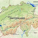 Geography of Switzerland