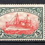 German South West African Mark