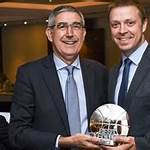 Gianluigi Porelli EuroLeague Executive of the Year