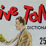 Glossary of jive talk
