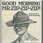Good Morning Mr. Zip-Zip-Zip!