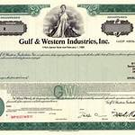 Gulf and Western Industries