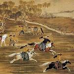 Imperial hunt of the Qing dynasty
