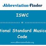 International Standard Musical Work Code