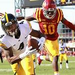 Iowa–Iowa State football rivalry