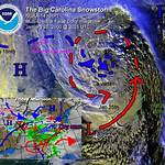 January 2000 North American blizzard