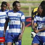 Kenyan football league system