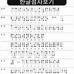 Korean Braille