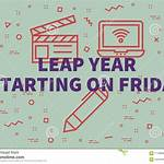 Leap year starting on Friday