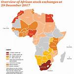 List of African stock exchanges