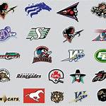 List of American and Canadian football leagues