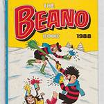 List of Beano comic strips by annual