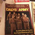 List of Dad's Army books and memorabilia