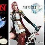 List of Final Fantasy video games