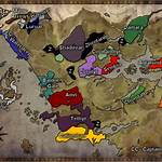 List of Forgotten Realms nations
