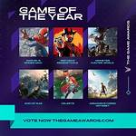 List of Game of the Year awards