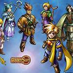 List of Golden Sun characters