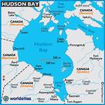 List of Hudson Bay rivers